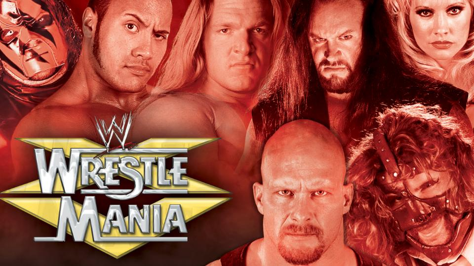 Image result for WrestleMania XV Poster