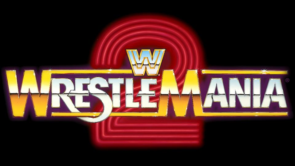 Image result for wrestlemania 2 poster