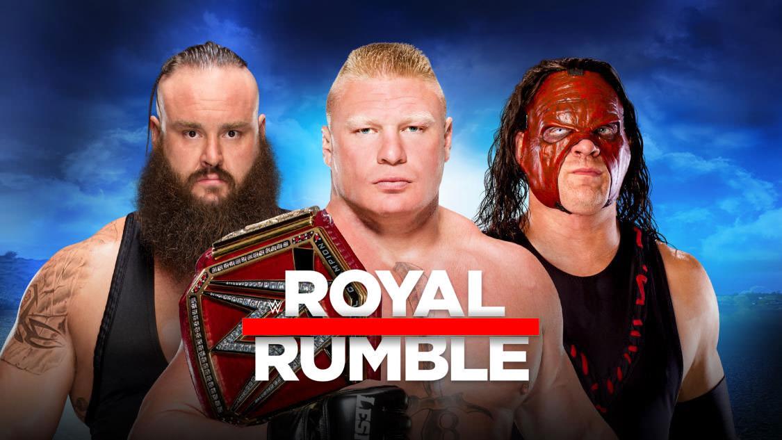 WWE Royal Rumble Results – Jan  28, 2018 – 1st Women's