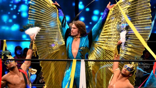 Various: WWE Interested in Dalton Castle? John Cena on Nearing the End of His Career, Indies