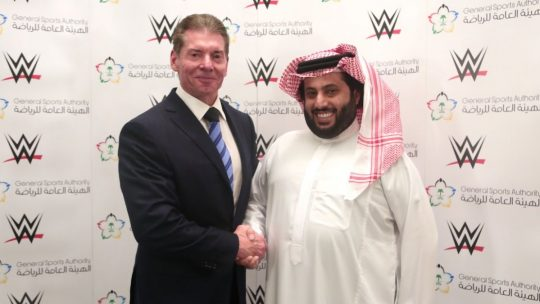 WWE Reaches Settlement with Stockholders Over Saudi Deal Lawsuit