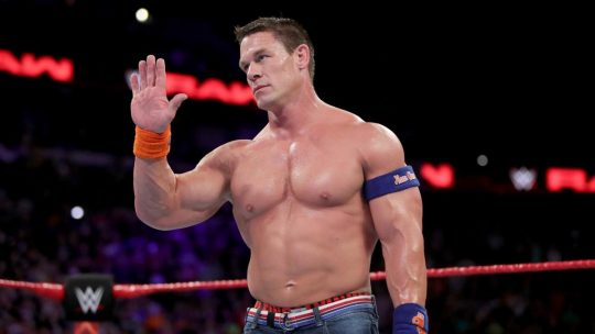 WWE Says That John Cena Is Injured, Could Miss Royal Rumble