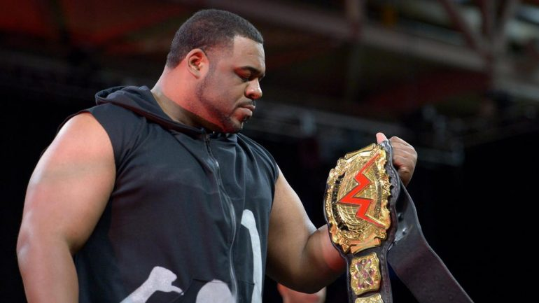 keith lee wrestler