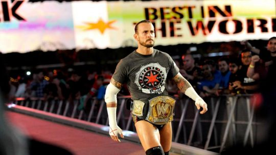 Various: Fan Mentions CM Punk During Raw Segment, Tyler Breeze at EVOLVE, Janela Injury Update