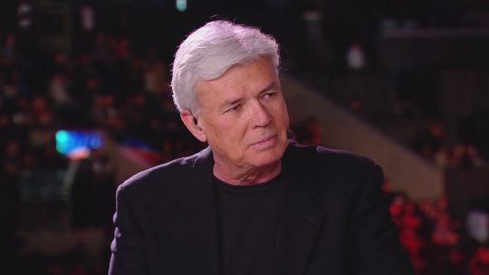 Eric Bischoff Reportedly Not Involved w/ Tonight's SmackDown