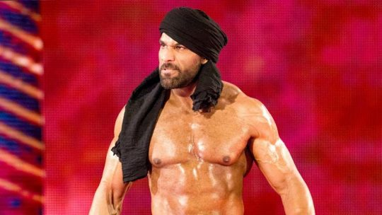 Jinder Mahal Signs New WWE Contract
