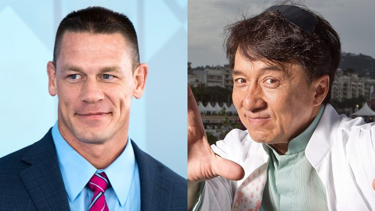"John Cena to Co-Star in Jackie Chan Movie, ""Project X"" – TPWW"