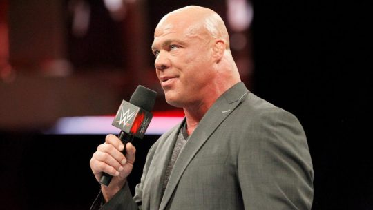 Kurt Angle Says He Turned Down WWE's Idea for Him to Manage Matt Riddle