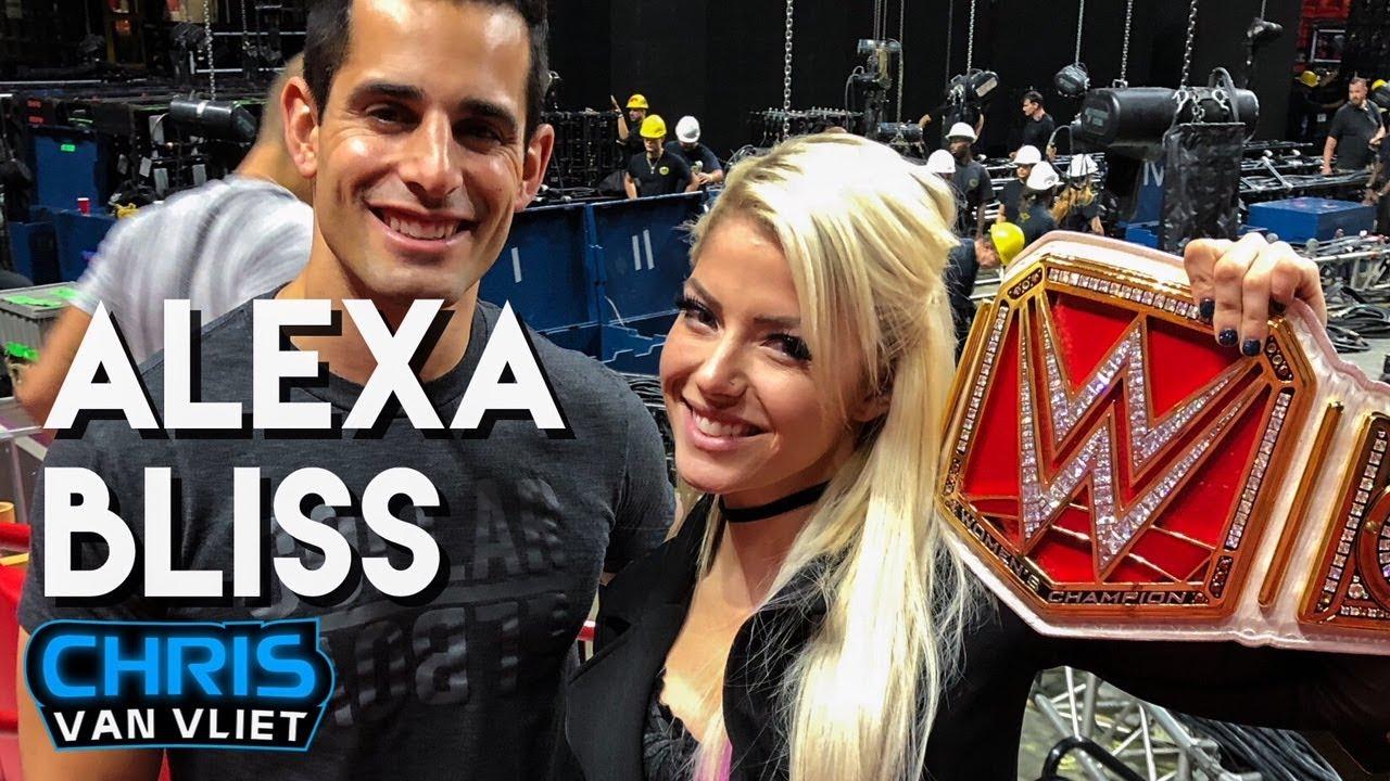 Alexa Bliss Promo