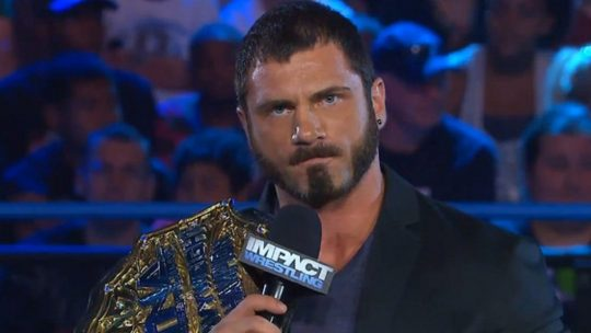 Austin Aries Apparently Done With Impact Wrestling