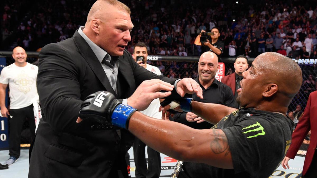 Image result for Brock Lesnar Vs. Daniel Cormier UFC Fight Not Happening?