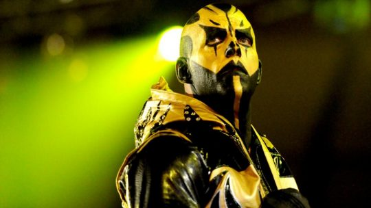 Dustin Rhodes Says Goodbye to WWE and Goldust