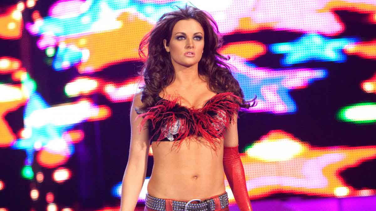 Maria Kanellis WWE new pictures