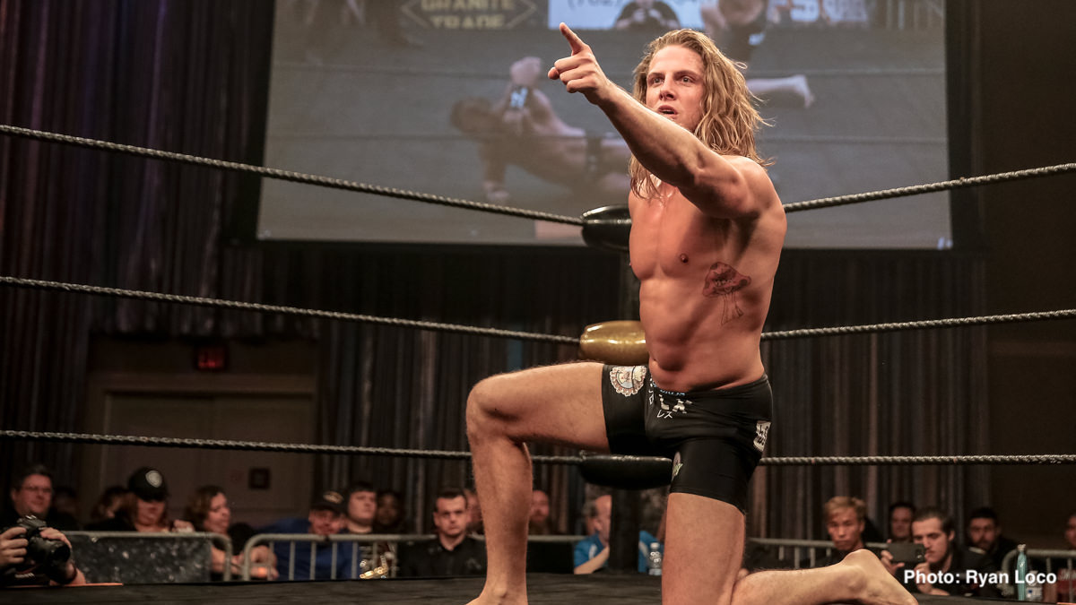 Image result for matt riddle