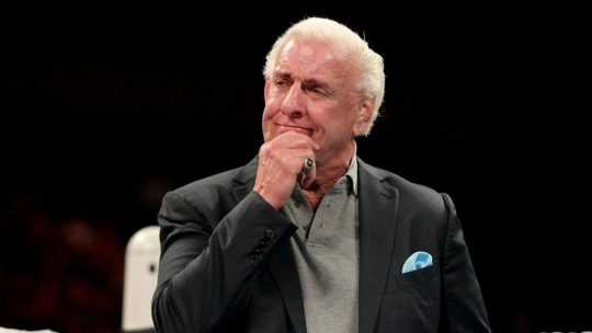"""Ric Flair Releases Statement on """"Dark Side of the Ring"""" Allegations"""