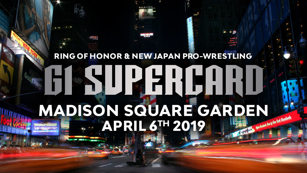 ROH/NJPW MSG Show Sold 60% Of Tickets During First Pre Sale Day U2013 TPWW