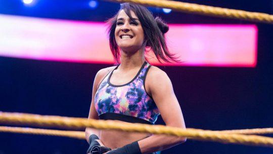 Dakota Kai Possibly Injured at NXT Show
