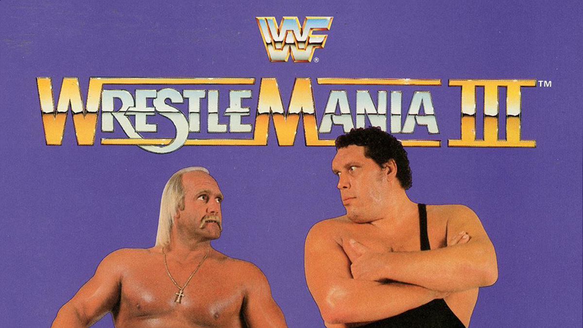 Image result for wrestlemania 3