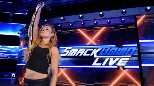 Various: Becky Lynch on Her Character Change, Goldust on All In & Wanting All In 2, Indies