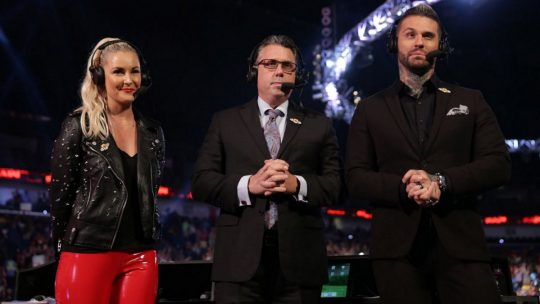 Rumors on WWE's Possible Commentary Team Changes