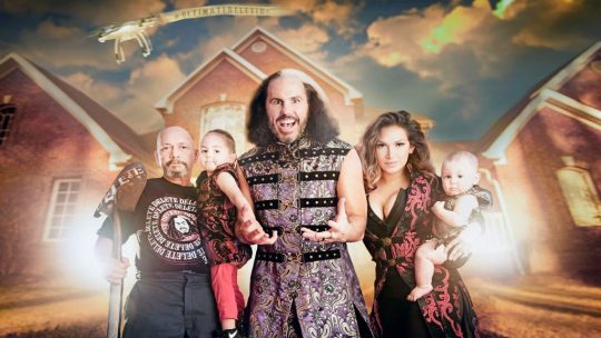 "WWE Network Planning a Matt Hardy / ""Broken"" Universe Sitcom"