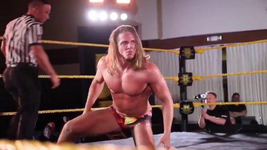 Matt Riddle Makes His NXT In-Ring Debut at Live Show (Video)