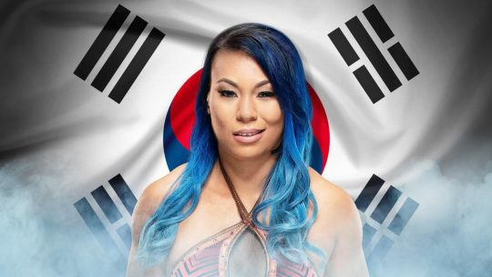WWE Signs Former TNA Knockouts Champion Mia Yim