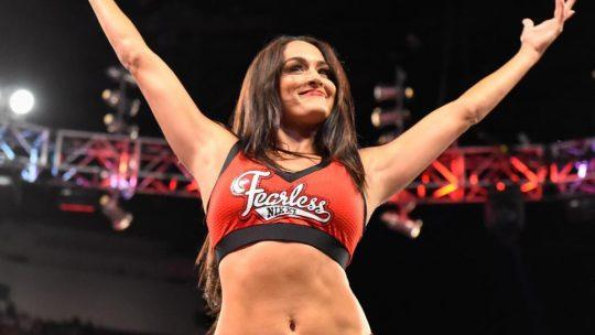 Nikki Bella Announces Her Retirement
