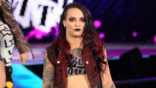 Ruby Riott Injured, Undergoes Surgery