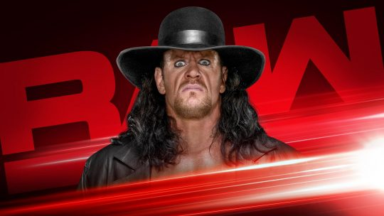 WWE: Undertaker Backstage at Raw, Next Week's Raw, After Raw Went Off the Air (Video)