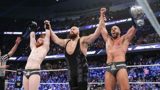 Various: Possible New Stable Name for Big Show and The Bar, Evolution WWE Poll, Indies