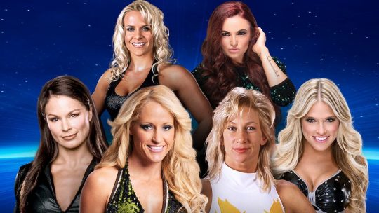 WWE Officially Announces Returns of Six Wrestlers for Evolution Battle Royal
