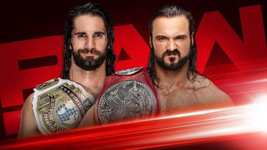 WWE Raw Results - Oct. 15, 2018 - Shield vs. Strowman/Ziggler/McIntyre
