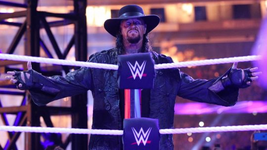 WWE: Undertaker at WWE PC, Heated Ring at WrestleMania, Rhea Ripley Injury