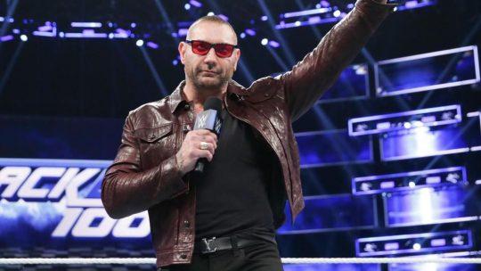 Batista Teases a WWE Return