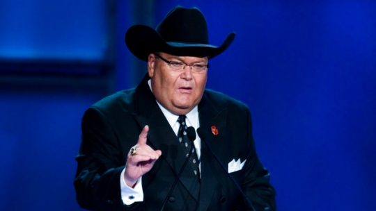 Jim Ross Says He's in Talks With AEW