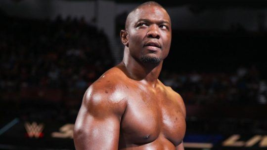 Shelton Benjamin Re-Signs With WWE