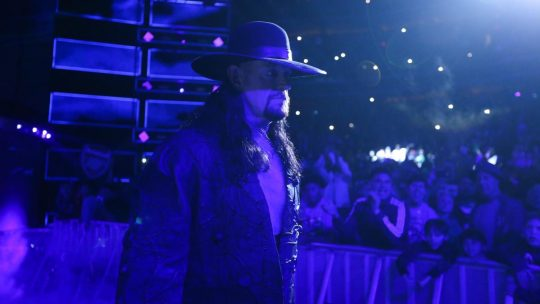 "The Undertaker Says He's ""Meeting With Somebody Important"""