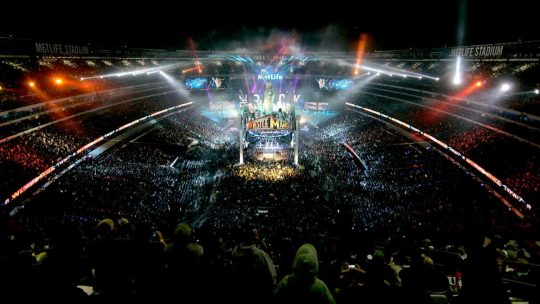 WWE: WrestleMania Almost Sold Out, Starrcade to Air on WWE Network Next Week