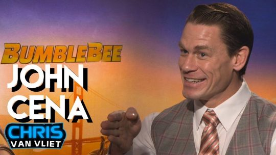 "Interview: John Cena on Being a ""Part Timer,"" Wanting to Turn Heel, Roman Reigns"