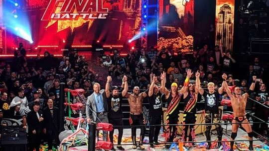 The Elite Say Goodbye to ROH After Final Battle PPV (Video)
