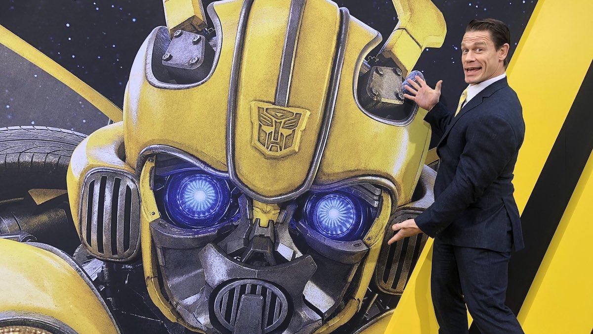 Bumblebee John Cena