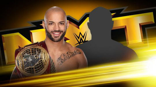 NXT Results - Dec. 12, 2018 - Ricochet vs. Tyler Breeze