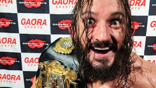 PAC Loses Dragon Gate Title, Opening the Door to a Return to AEW