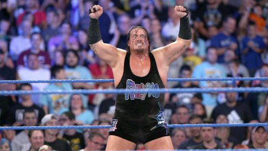 Rhyno Officially Returned to Impact at Last Night's TV Taping