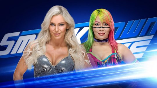 WWE SmackDown Results - Dec. 11, 2018 - Charlotte Flair vs. Asuka