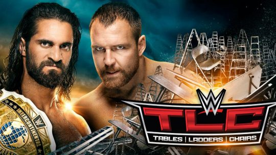WWE TLC Match Card + Live Results Tonight at 7 PM ET