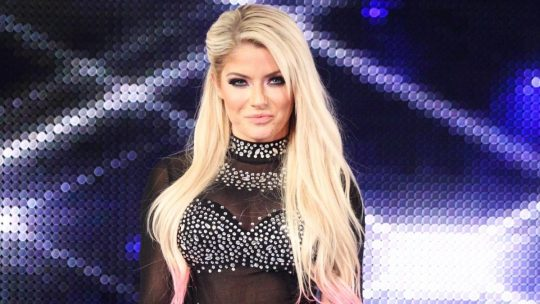 Alexa Bliss Announces That She'll Be Wrestling in the Royal Rumble Match