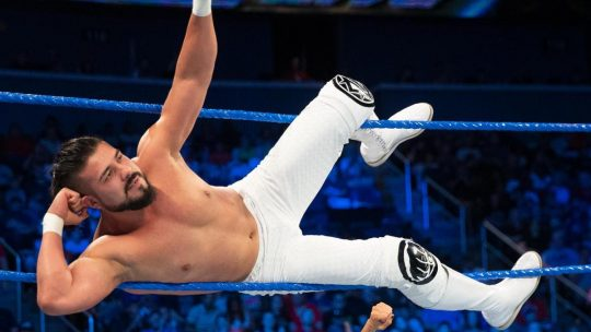 Andrade Has Reportedly Had Talks With AEW