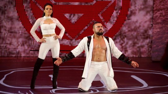 Andrade, Zelina Vega and Aleister Black Reportedly Moving to SmackDown